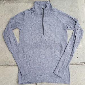 Lululemon swiftly tech 1/2 zip pullover top